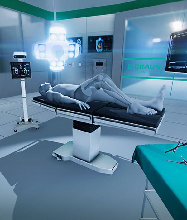 NMY I Virtual Surgery I VR Training