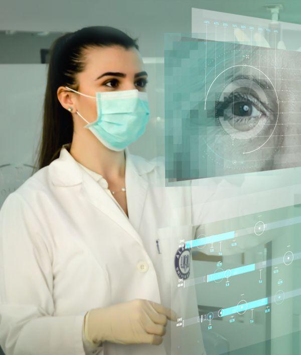 NMY I XR Eye Tracker I Virtueller Untersuchungsraum I Vorteile