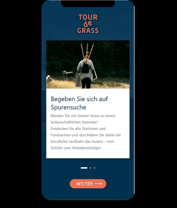 NMY unseen I Tour de Grass I Erzählstrom