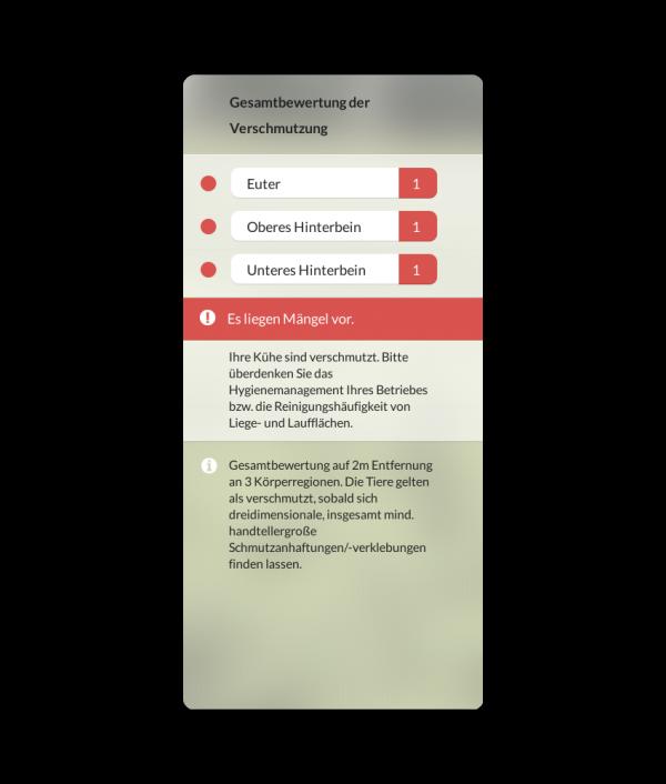 NMY I Virtuelle Nutztier Evaluation I Tracking
