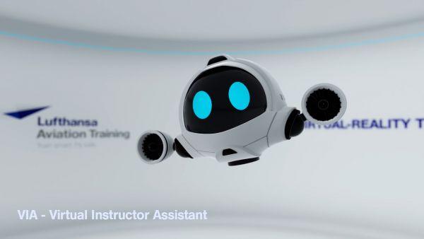 NMY I Lufthansa I VR Training I Virtual Instructor