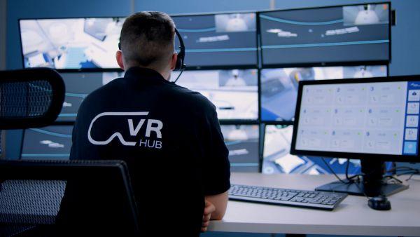 NMY I Lufthansa I VR Training I Operator