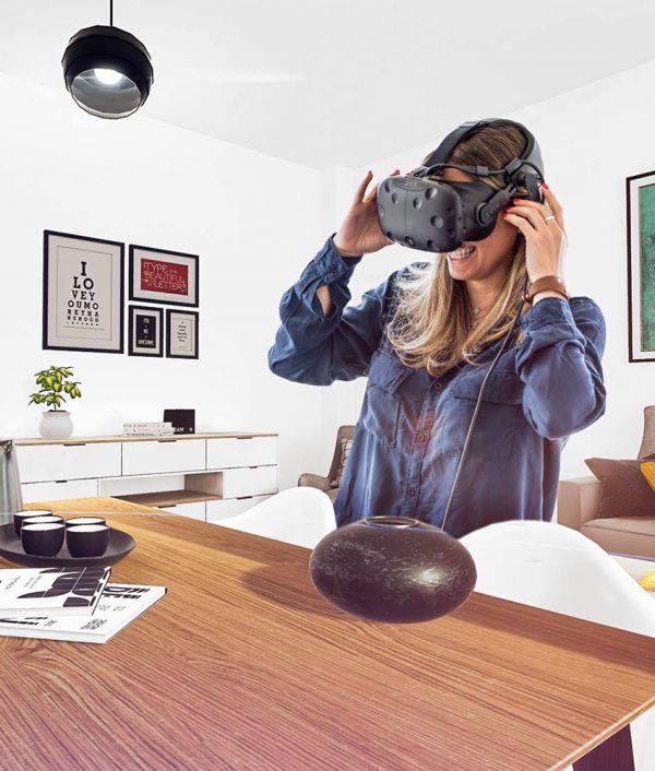 NMY I 3D Wohnraum-Konfigurator I VR Experience