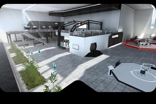 NMY unfold I Product Teaser I VR I Multi-User