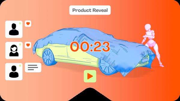 NMY unfold I Use Case Marketing I VR View