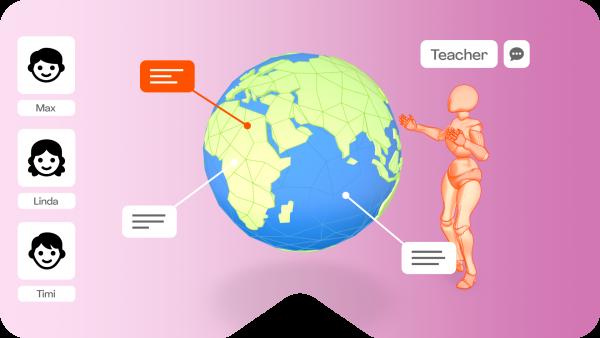 NMY unfold I Use Case Pedagogy I VR View
