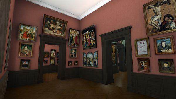 NMY I Städel Museum I Virtuelle Zeitreise I Kunstvermittlung in VR