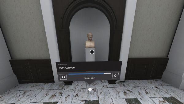 NMY I Städel Museum I Virtuelle Zeitreise I User Perspektive