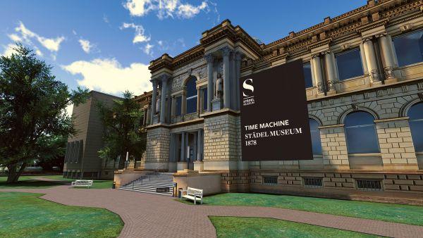 NMY I Städel Museum I Virtuelle Zeitreise I 3D Modelling