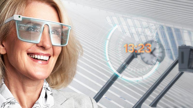 NMY I XR Eye Tracker I XR glasses