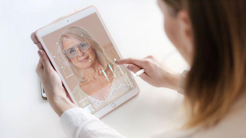 NMY I XR Eye Tracker I Virtueller Untersuchungsraum