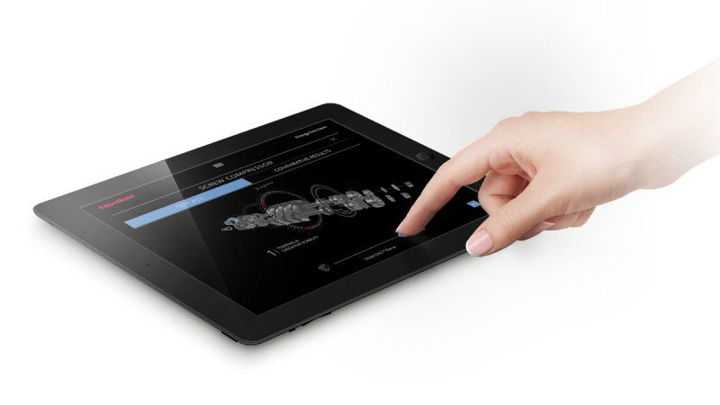 ExxonMobil 3D Sales Booster Ipad Solution Approach Engine