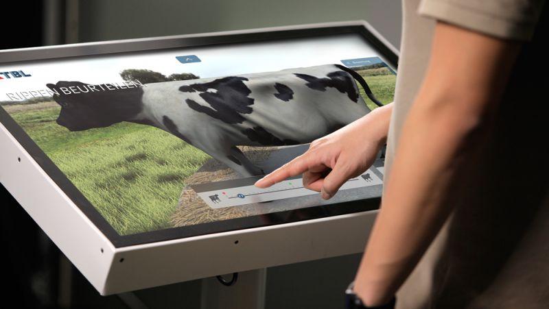 NMY I Virtuelle Nutztier Evaluation I Health Management