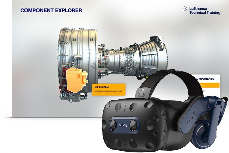 NMY I Lufthansa I Virtual Engine Training I Sequences