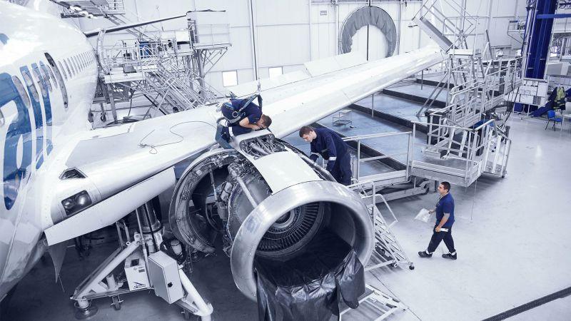 NMY I Lufthansa I Virtual Engine Training