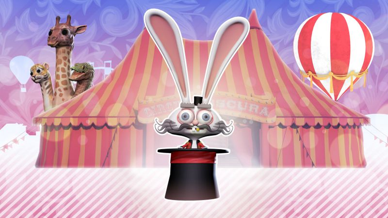 NMY unseen I Circus Obscura 3D Tour I Style