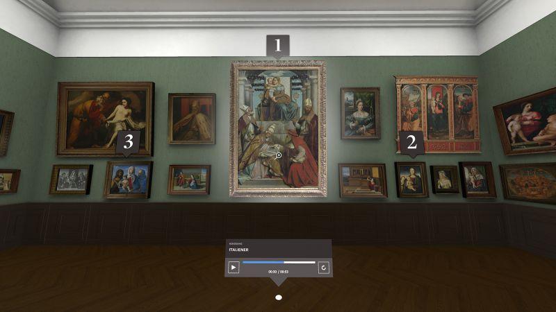 NMY I Städel Museum I Virtuelle Zeitreise I Audio